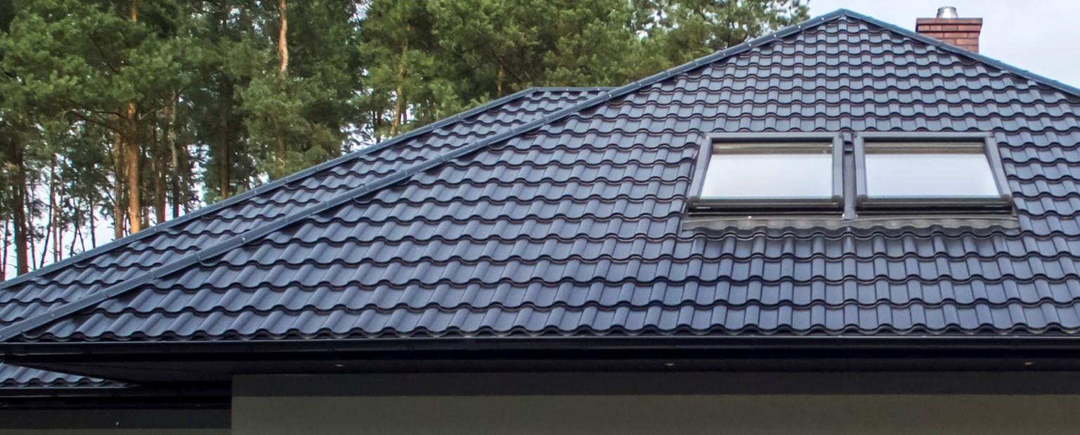 Polmetál Pruszynski cserepeslemet tető